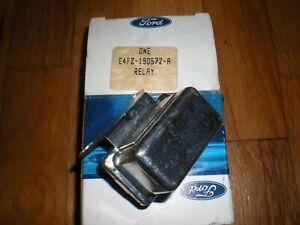 NOS 1984 - 1986 Ford Escort A/C Compressor Clutch Control Relay E4FZ-19D572-A