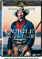 Quigley Down Under [New DVD] Subtitled, Widescreen