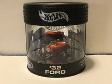Hot Wheels  1932 Ford  Oil Can  100%  1/64  2004