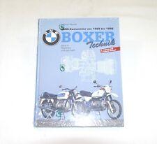BMW BOXER - R60/7 - 100S.. - 1969-1996 - TECHNIK - H.HEUSLER -  BD.3 - 0757*