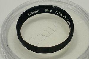 Canon 48mm Close Up Lens 450 filter for FL 50mm 1:1.4 or Cine Camera