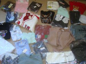 30 Teile Bekleidung Konvolut Bekleidungspaket Posten Mixpaket Wiederverkäufer