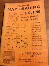 Practical Map Reading And Scouting By The Scout Vintage Scout Paperback
