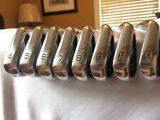 Mizuno JPX-825 PRO Irons - 8 Clubs 4-GW - DG S300 Golf Pride Tour Wrap Grips