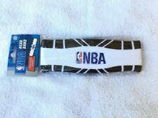 Official NBA headband white/black (authentic)