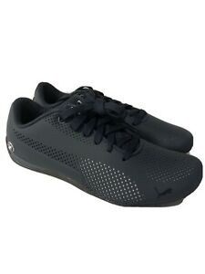 Puma Mens BMW Motorsports Sneakers Shoe Dark Navy Blue Size 7.5