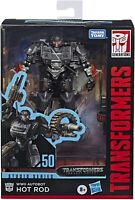 Transformers the last knight Deluxe Class Hot Rod action figure