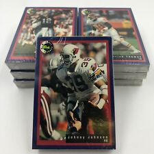 (7) 1992 Classic NFL Football Trading Card Factory Sealed Sets