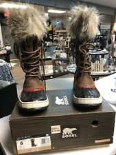 Sorry boots size 6 Women's Joan Of arctic