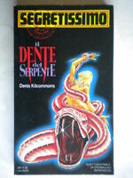 Il dente del serpenteKilcommons Mondadorisegretissimo1164 devlin ira nuovo