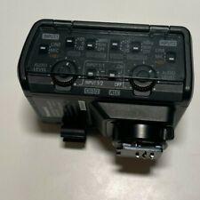 Panasonic LUMIX Professional Microphone Adapter
