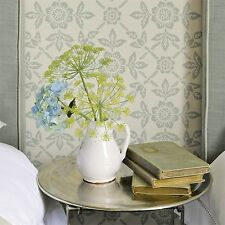 12 rolls of Zoffany 'Pergola' Wallpaper Colour: Hemp ZPAW01002