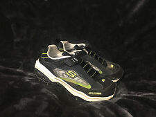 boy's skechers sport shoes size 4 Light Up