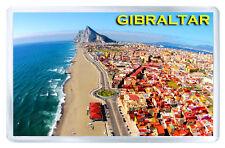 GIBRALTAR MOD3 FRIDGE MAGNET SOUVENIR IMAN NEVERA