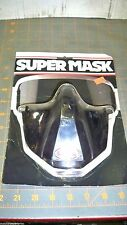 GOGGLE MOUTH GUARD BELL SUPER MASK NOS 1970s VINTAGE ACCESSORY FREE SHIPPING