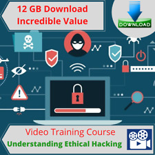 Understanding Ethical Hacking Video Training Course 12 GB DOWNLOAD + Free Bonus