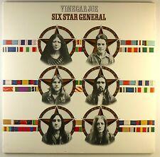 "12"" LP - Vinegar Joe - Six Star General - A4504 - RAR - washed & cleaned"