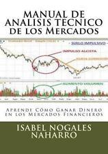 MANUAL de ANALISIS TECNICO de Los Mercados : Aprende Cómo Ganar Dinero en Los...