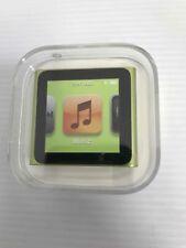 New Apple iPod nano 6th Generation Green (8Gb)