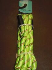 New listing Pet Trends - 6' Rope Dog Leash - Up To 110 Lbs Color- Green / Yellow (Rm-2)