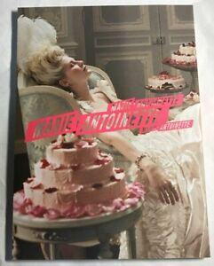 Marie Antoinette Photo Movie Guide Book Sofia Coppola Kirsten Dunst