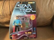 Vintage Mr. Spock Action Figure Star Trek WarpFactor 3 Series(Mirror Mirror)New