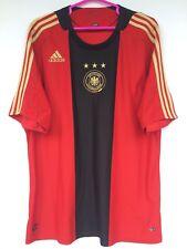 GERMANY 2008 2009 ADIDAS AWAY FOOTBALL SOCCER SHIRT JERSEY TRIKOT