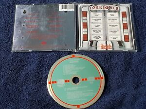 FOREIGNER - Records CD WEST GERMANY TARGET PRESSING OOP RARE