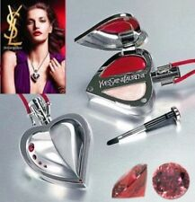 100% AUTHENTIC Ltd Edition YSL Swarovski LOVE COLLECTION Makeup JEWEL NECKLACE
