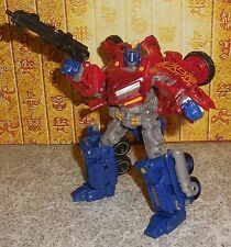 Transformers Generations  OPTIMUS PRIME Complete Rage Over Cybertron