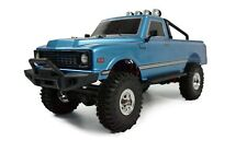 RC scale Crawler pick-up am18 rtr m 1:18 azul