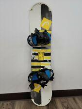 Head Rocka 4D JR Snowboard 110cm with Morrow Axiom Jr Bindings