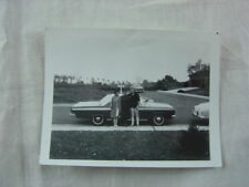 Vintage Car Photo 1965 Dodge w/ Notes 805