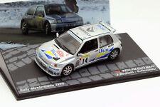 Renault Clio Maxi Rally Monte Carlo 1995 Ragnotti Ixo ALTAYA