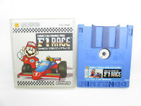 MARIO F1 RACE No Instruction Nintendo Famicom Disk Japan Game dk