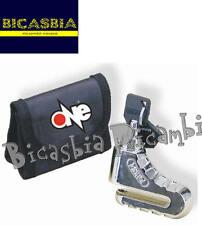 7427 - BLOCCA DISCO MINI WHEEL DM 10 SCOOTER 50 125 150 PIAGGIO YAMAHA APRILIA