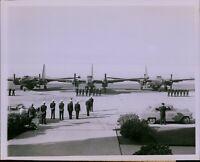 GA63 1953 Original Photo US PLANES FOR NETHRLANDS Alameda Naval Air Station View