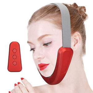 EMS Vibration V Face Slimming Machine Photon Therapy Skin Lift Firming Massager