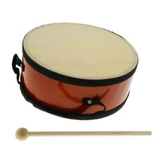 Trommeln Percussion Holz Hand Trommel Drum für Anfänger und Schlagzeuger