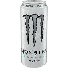 12 Dosen Monster Ultra White Energy Drink a 500ml inc. Pfand Energy Drink