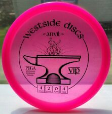 *Brand New* Westside Discs Vip Metal Flake Anvil-177g
