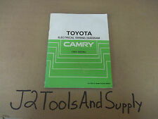 *Genuine Toyota Camry 1983 Dealership Shop Electrical Wiring Diagram # 36684A