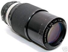 Nikon Nikkor S auto 80/200mm. f 1:4,5 matr. 140527
