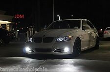 H11 6000K White HID Kit Xenon FOG Lamp Conversion Bulb Kit for (BMW E90 & E92)
