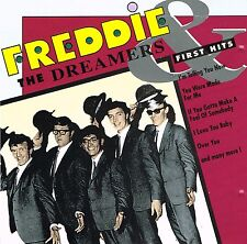Freddie & The Dreamers - First Hits - I'm Telling You Now, You Were Made For Me