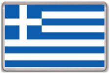 GREECE FLAG FRIDGE MAGNET SOUVENIR IMAN NEVERA