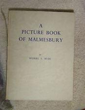 A Picture Book of Malmesbury Muriel Beak Abbey 1960 John Buxton Noel Wilson