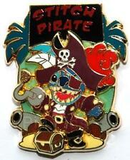 Disney DLRP Stitch Invasion Series Pirates POTC Pin