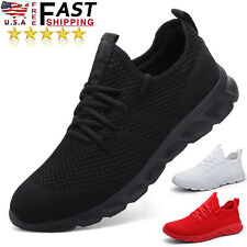 Men's Sneakers Fashion Casual Athletic Running Jogging Tennis Walking Shoes Gym