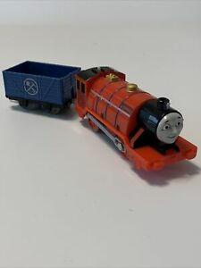 MIKE + BLUE TRUCK Motorised Thomas Trackmaster Track Train Engine SEE Victor